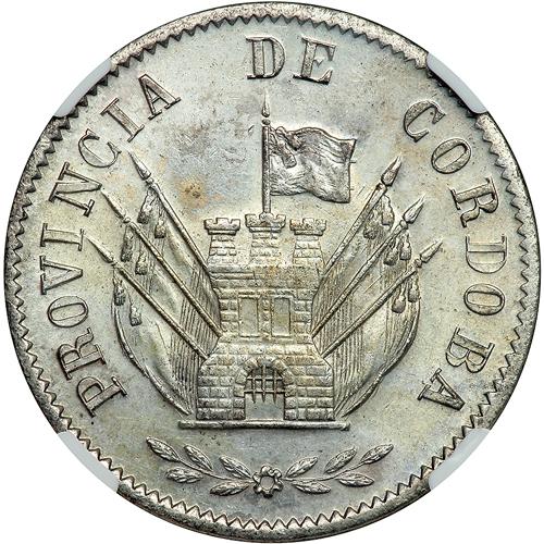 2 de Febrero de 1844:  AUTORIZACIÓN DEL GOBIERNO DE CÓRDOBA PARA INSTALAR UNA CASA DE MONEDAPROVINCIAL