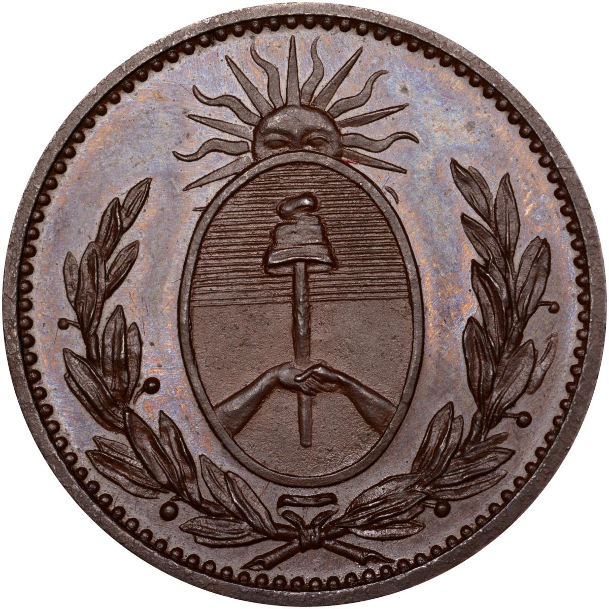 20 de Abril 1827: Desmonetización de los Décimos de Cobre