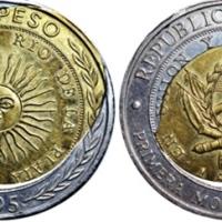 Errores propios de las monedas bimetálicas