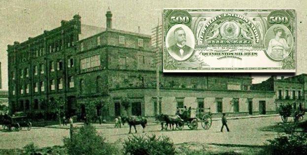 Compañía Sudamericana de Billetes de BancoS.A.