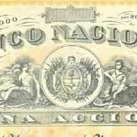 13 de Junio de 1874: Aprobación del Estatuto del Banco Nacional