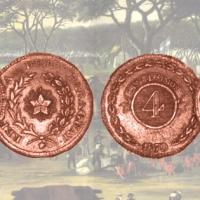 Los Cobres Paraguayos de 1870 Acuñados en Asunción