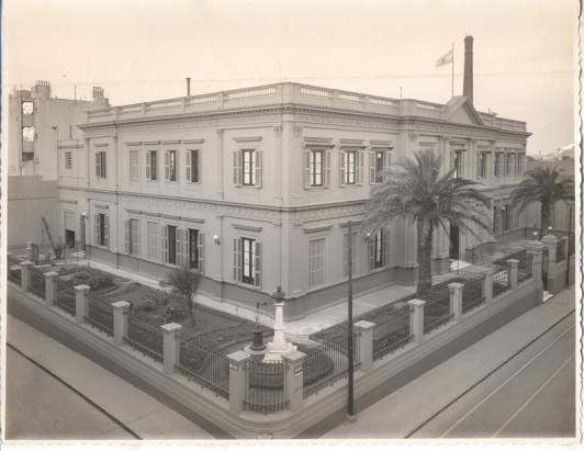 Primera Casa de Moneda . México y Defensa. Archivo (MCM). 1881