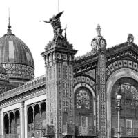 El Pabellón Argentino de la Exposición Universal de París de 1889 en la medalla
