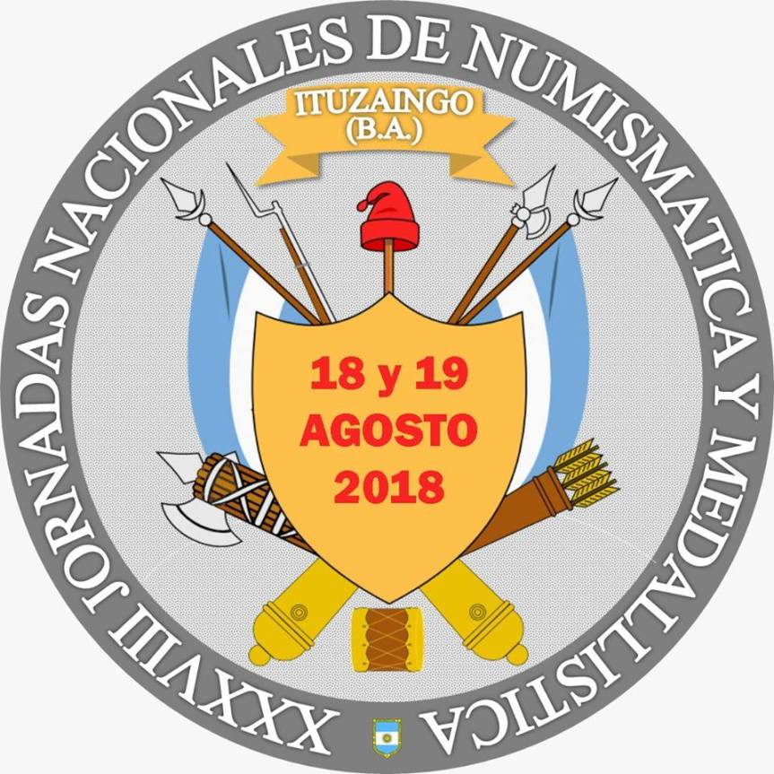 XXXVIII Jornadas Nacionales de Numismática yMedallística