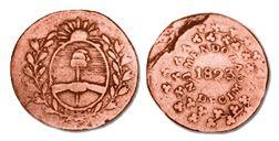6 de Agosto de 1822: Establecimiento de un Cuño Provincial enMendoza.
