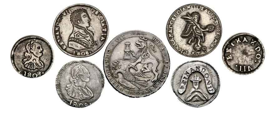 Medallas de Juras Reales en favor de Fernando VII: La fidelidad inicial al monarca español en el Virreinato del Río de laPlata