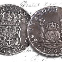 La verdadera historia de la moneda columnaria acuñada en Madrid en 1729