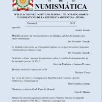 ANUARIO ARGENTINO DE NUMISMÁTICA
