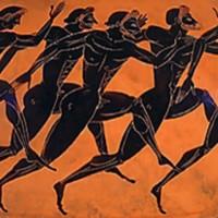 Las monedas de los Juegos Olímpicos de la antigüedad