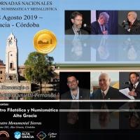 El IFINRA en las XXXIX Jornadas Nacionales de Numismática y Medallística