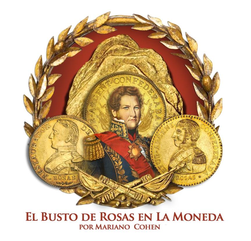 El Busto de Rosas en LaMoneda