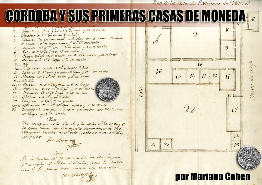 Córdoba y sus Primeras Casas deMoneda
