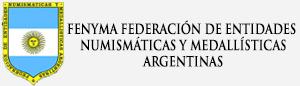 FENYMA Federación de Entidades Numismáticas y Medallísticas Argentinas