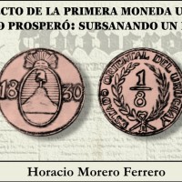 El proyecto de la primera moneda uruguaya que no prosperó: subsanando un error