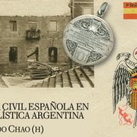 La Guerra Civil Española En La Medallística Argentina