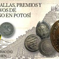 1813. Medallas, premios y distintivos de Belgrano en Potosí