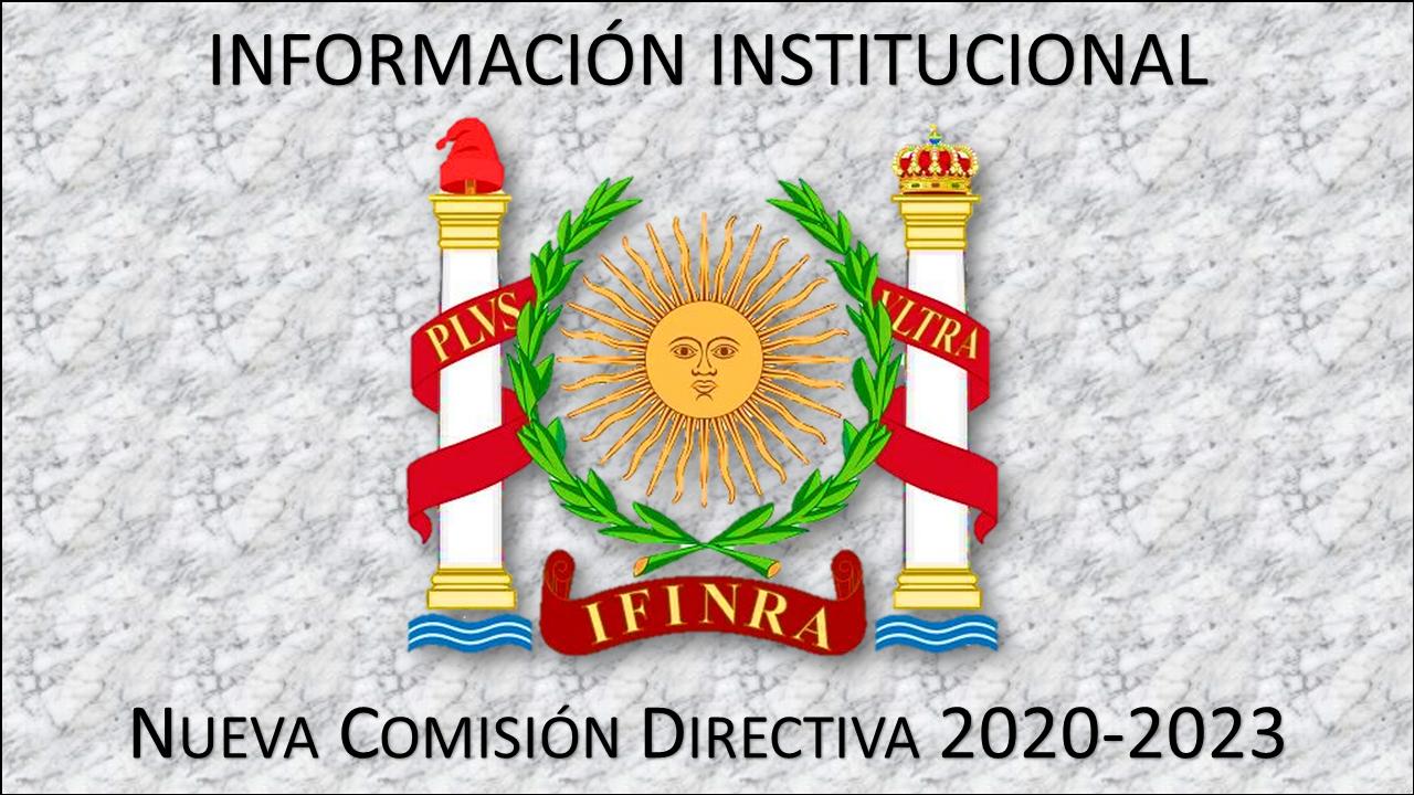 Nueva Comisión Directiva 2020-2023