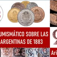 Aporte numismático sobre las piezas argentinas de 1883